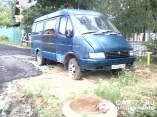 ГАЗ 2752 Московская область
