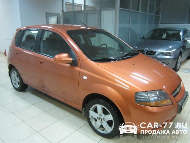 Chevrolet Aveo Москва
