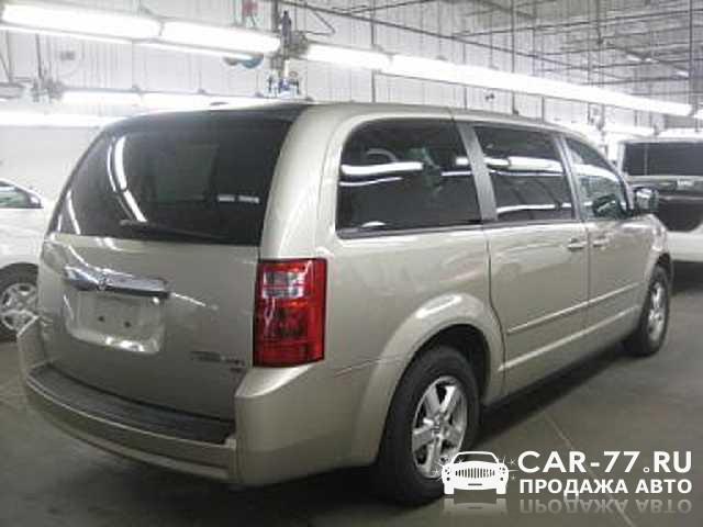 Dodge Caravan Москва