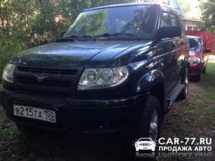 УАЗ Patriot 3163 Кашира