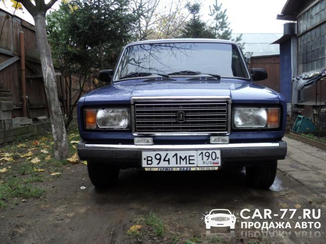 ВАЗ 2107 Пушкино