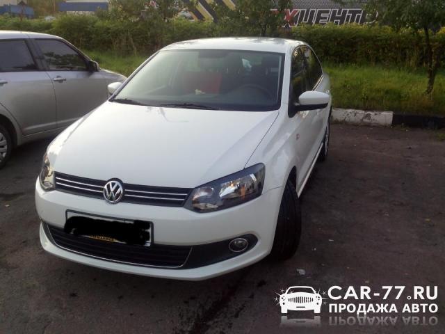 Volkswagen Polo Химки