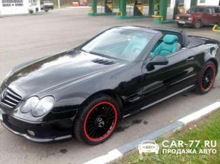Mercedes-Benz SL-class Москва