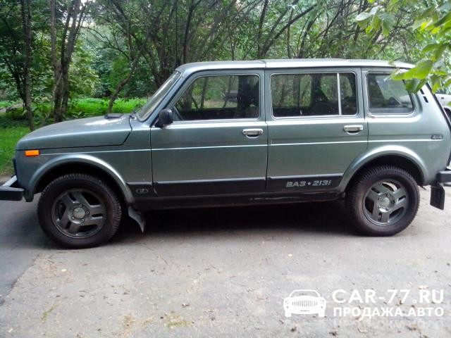 ВАЗ 2131 Москва