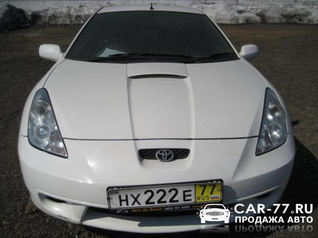 Toyota Celica Москва