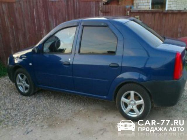 Renault Logan Королёв