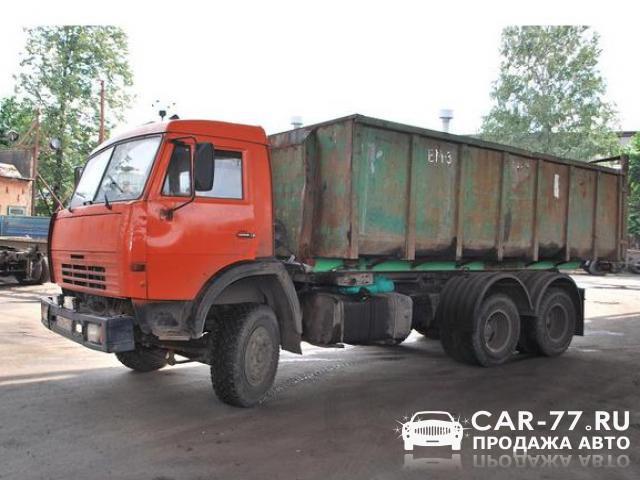 Камаз 53215 Москва