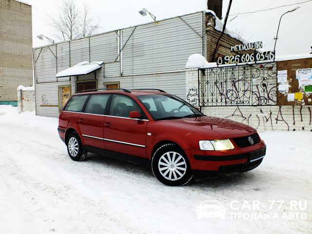 Volkswagen Passat Электросталь