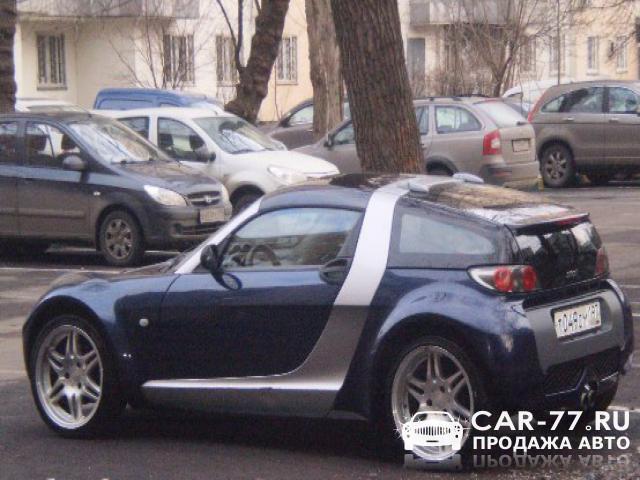 Mercedes-Benz Smart Москва