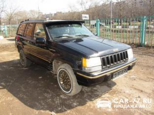 Jeep Cherokee Москва