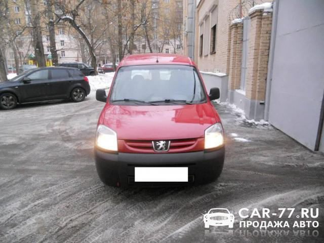 Citroen Berlingo Москва