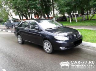 BYD F3 Москва