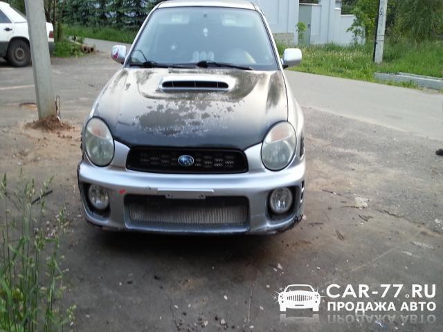 Subaru Impreza Московская область