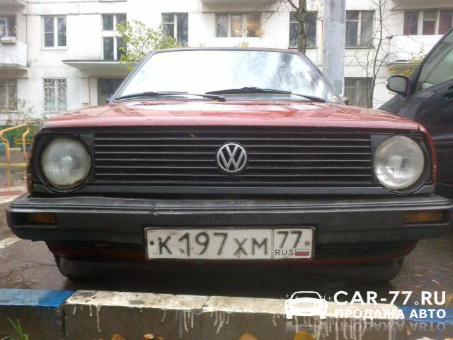Volkswagen Golf Москва