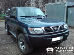 Nissan Patrol Москва