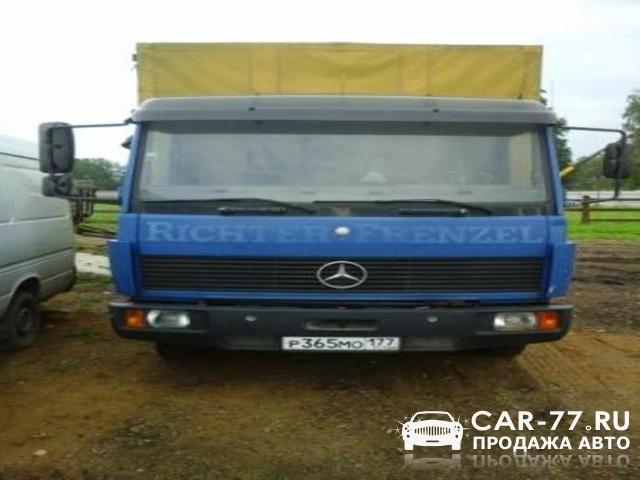 Mercedes-Benz 814D Москва