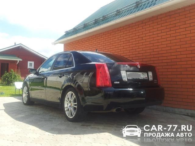 Cadillac BLS Москва