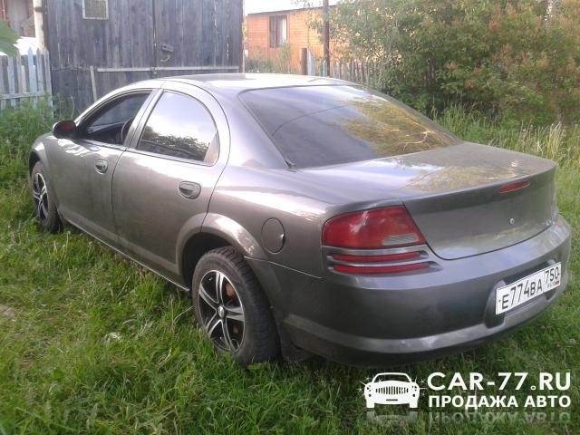 Dodge Stratus Можайск