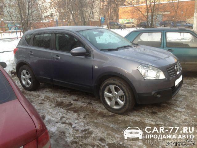 Nissan Qashqai Москва