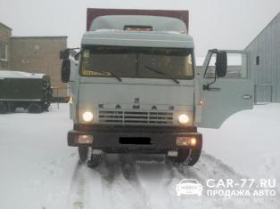 Камаз 5320 Москва