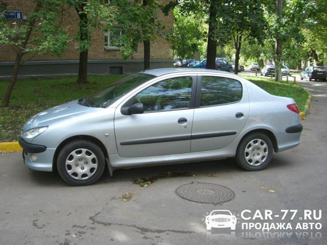 Peugeot 206 Москва