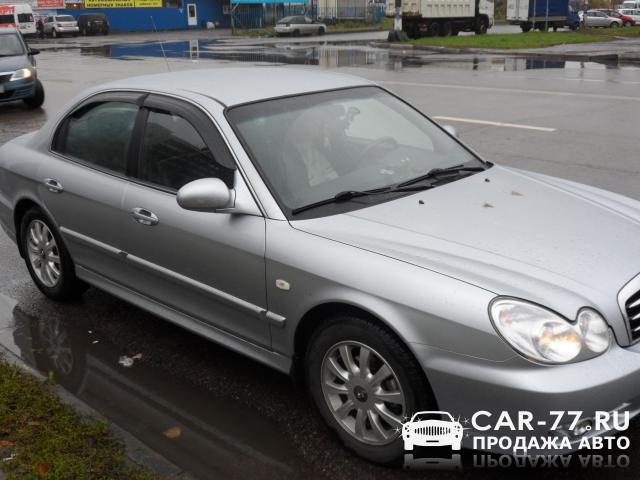 Hyundai Sonata Юбилейный