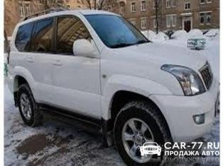 Toyota Land Cruiser Мытищи