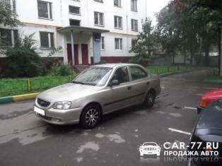 Hyundai Accent Москва
