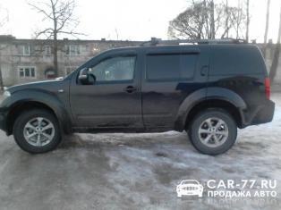 Nissan Pathfinder Новгородская область