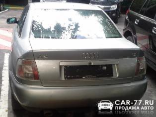 Audi A4 Москва