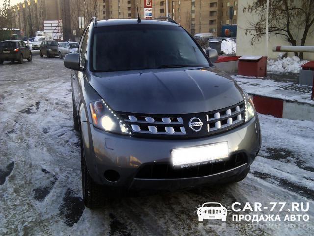 Nissan Murano Москва
