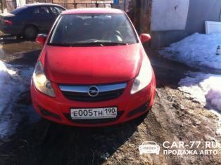 Opel Corsa Лобня