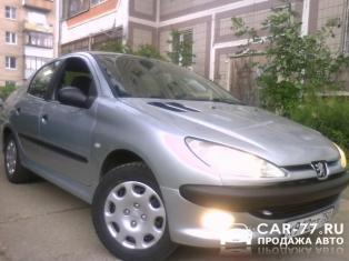 Peugeot 206 Серпухов