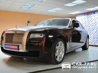 Rolls-Royce Ghost Москва