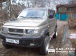 УАЗ Симбир 31622 Москва