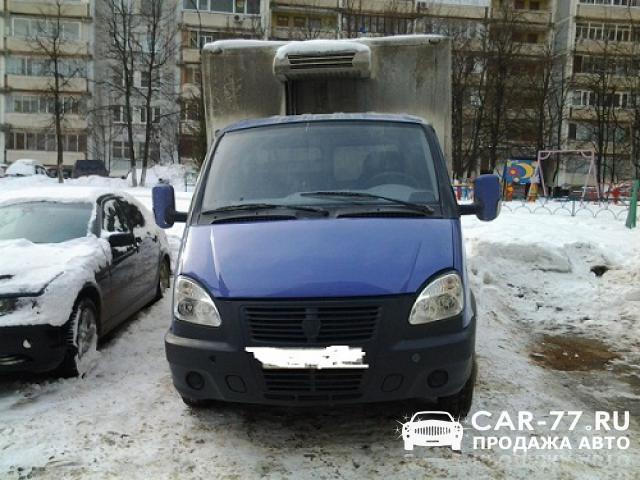 ГАЗ 3302 Московская область