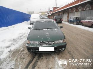 Nissan Almera Москва