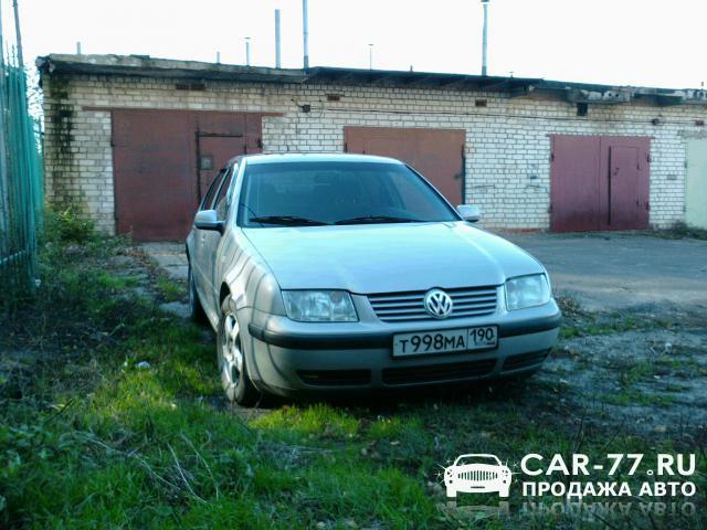 Volkswagen Bora Московская область