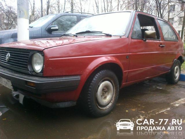 Volkswagen Golf Москва