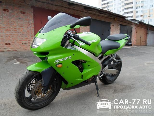 Kawasaki ZX-9R Ninja Москва