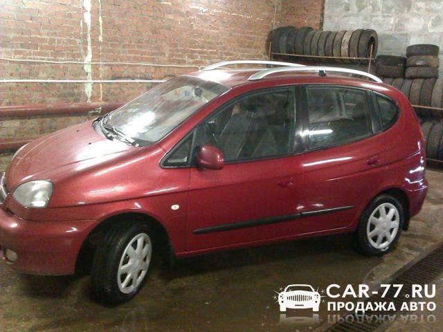 Chevrolet Rezzo Чехов