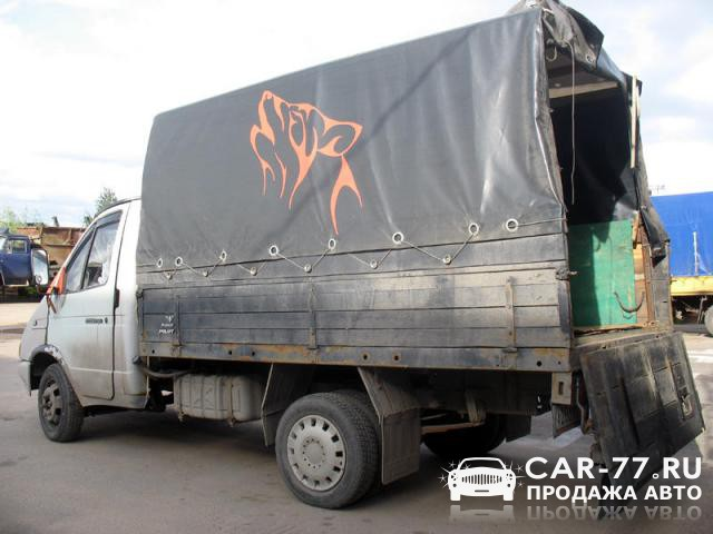 ГАЗ 3302 Москва