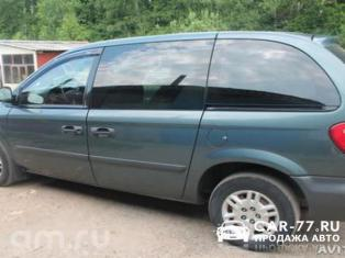Dodge Caravan Чехов