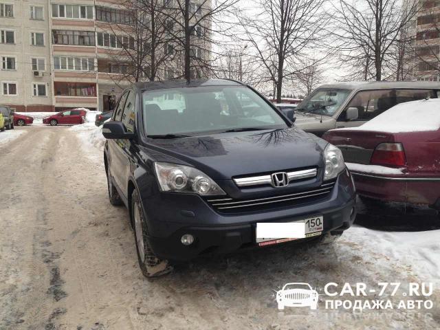 Honda CR-V Московская область