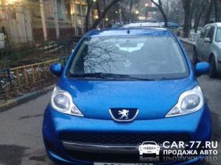 Peugeot 107 Москва