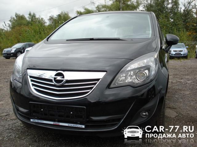 Opel Meriva Москва