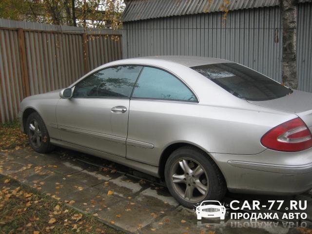 Mercedes-Benz CLK-class Москва