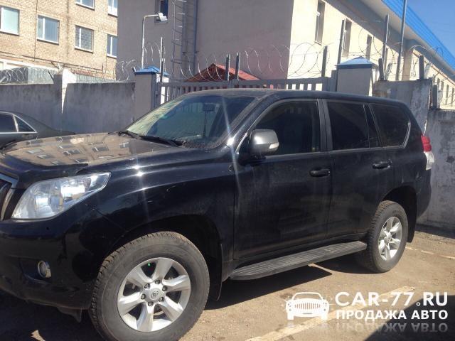 Toyota Land Cruiser Уфа