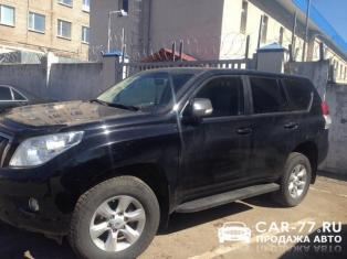 Toyota Land Cruiser Уфа