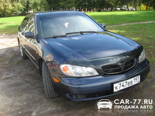Nissan Maxima Москва